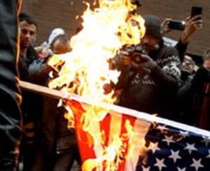 Flag Burning